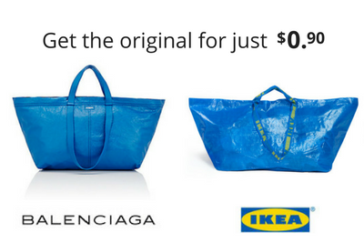 Get the original bag